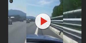VIDEO: Padova, 'Tutti in bicicletta in autostrada': protesta contro la Boldrini