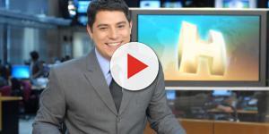 Saiba porque Evaristo Costa vai sair da Rede Globo após 19 anos na emissora