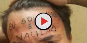 Lembra do tatuado na testa? Reviravolta aparece e mãe dele expõe a verdade