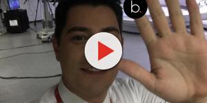 Evaristo Costa se despede, no 'Jornal Hoje' com um 'até breve', assista ao vídeo