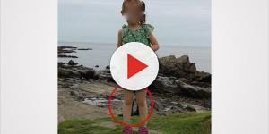 'Fantasma' aparece atrás de criança e foto intriga internautas