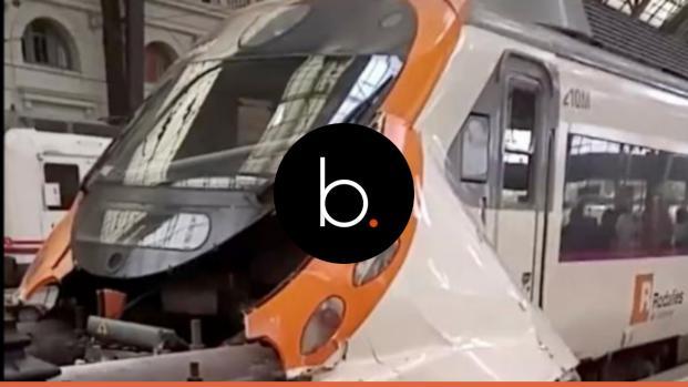 Barcelone : un accident ferroviaire fait une cinquantaine de blessés