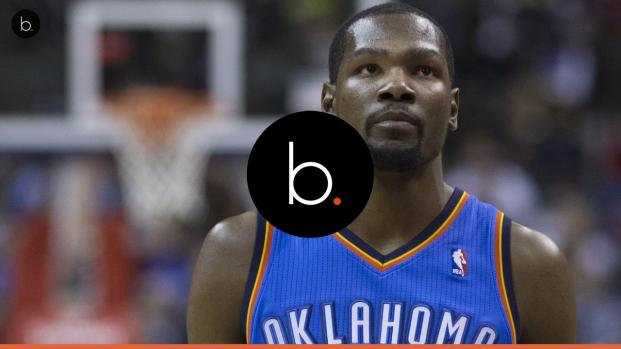 3 Facts About Kevin Durant That Will Blow Your Mind