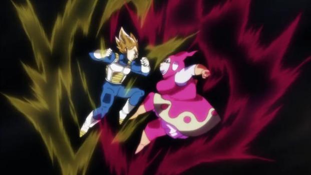 Dragon Ball Super: Adelanto del capítulo numero 102 Vegeta vs Ribrianne