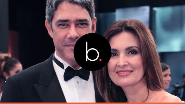 Assista: William Bonner e Fátima Bernardes assumem, aos poucos, 'uma nova vida'