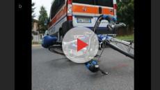 VIDEO: Calabria, uomo cade dalla bici e muore