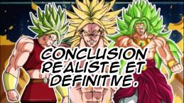 Dragon Ball Super : Fin du débat officielle, Broly POURRAIT exister.