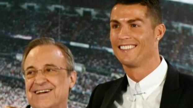 Cristiano Ronaldo explota y condiciona a Florentino