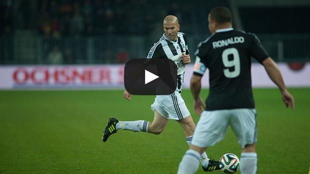 Zidane critica duramente nivel de Gareth Bale