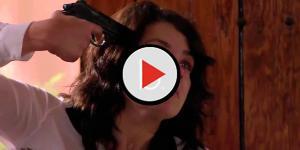 Assista: Fabiula se mata na frente de Graciela
