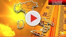 Video: Dopo il grande caldo in arrivo un ciclone sull'Italia?