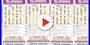 Resultado da Lotofácil, 1545: confira os números sorteados nesta quarta (02)