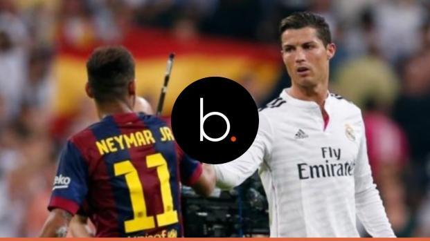 Real Madrid : Le message incendiaire de Ronaldo à Neymar !