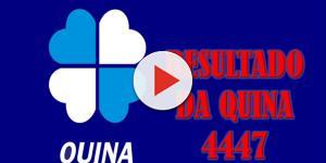 Resultado da Quina, 4447: dezenas sorteadas nesta sexta (4)