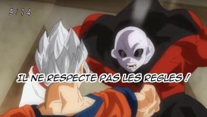 Dragon Ball Super: Première mort du tournoi, l'apparition de Gohan SSWhite!
