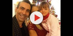 Após filha ser chamada de Chucky, Ticiane Pinheiro tem o melhor gesto