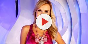 Assista: Eliana diz que sentiu muito medo e agradece TV Globo após receber alta