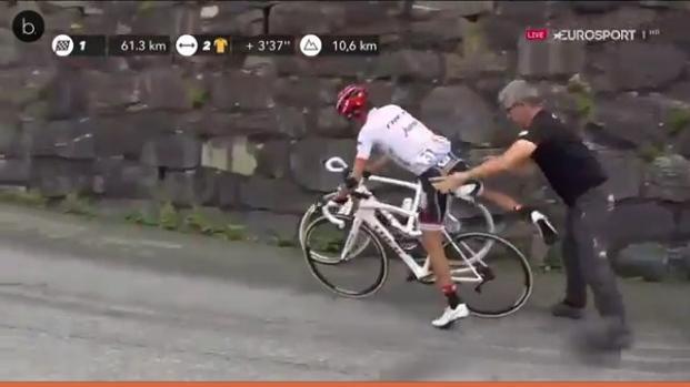 Ciclismo: Alberto Contador se retira