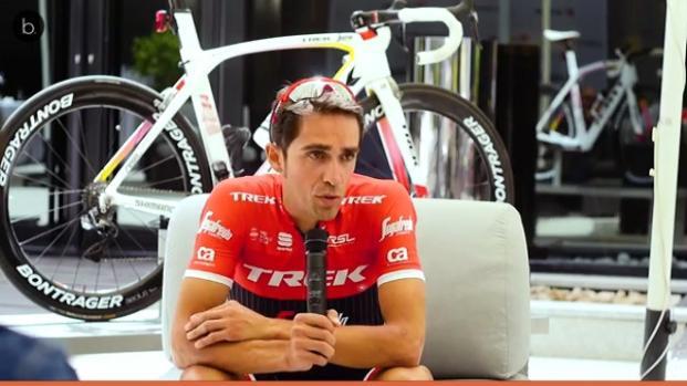Contador se despide del cliclismo profesional