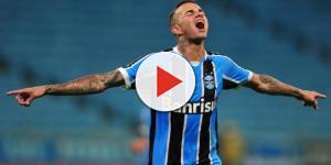Assista: Luan próximo de despedida do Grêmio
