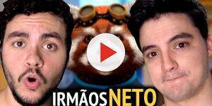 Felipe Neto bate recorde na internet em estreia de canal com o irmão Luccas