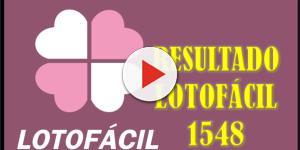 Resultado Lotofácil, 1548: confira o sorteio de hoje (09/08)