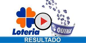 Assista: Resultado da Quina, 4451: sorteio desta quarta-feira (9)