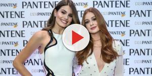 Amigas? Marina Ruy Barbosa está seguindo Camila Queiroz nas redes sociais