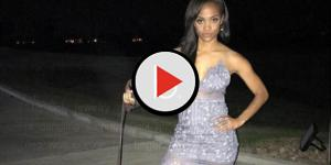 Rachel Lindsay's dress weighed 30 pounds and her engagement ring cost $100,000