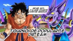 Dragon Ball Super : Popularité et puissance, des enjeux différents !
