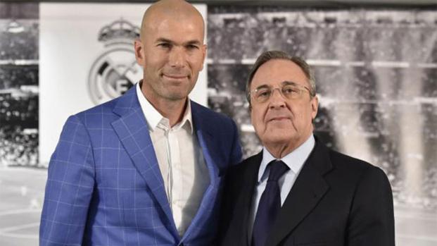 Millonaria renovación del Real Madrid