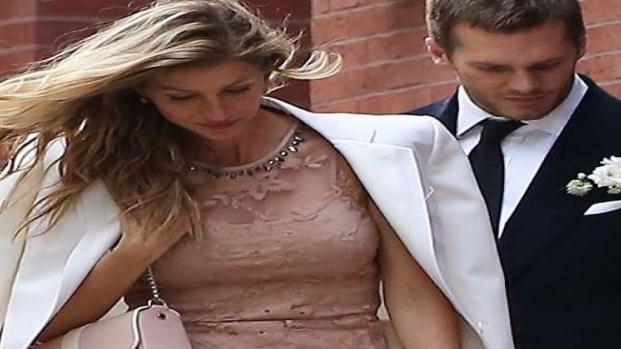 Gisele Bündchen é flagrada nua em cima do marido, Tom Brady; fotos viralizam