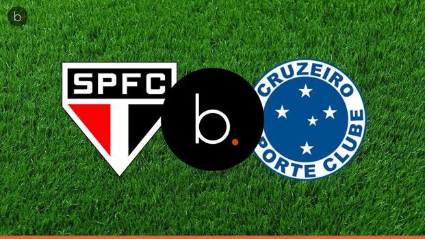 Assista: São Paulo x Cruzeiro ao vivo, pela televisão ou internet