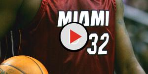 Take a look at the new Miami Heat Nike jerseys