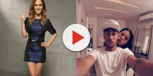 Marquezine alfineta Neymar em aniversário de Tatá Werneck: pessoa errada.