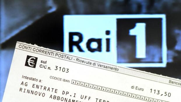 RAI : Il Canone che non piace agli Italiani