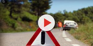 Mulher morre em acidente devastador e carro fica totalmente destruído