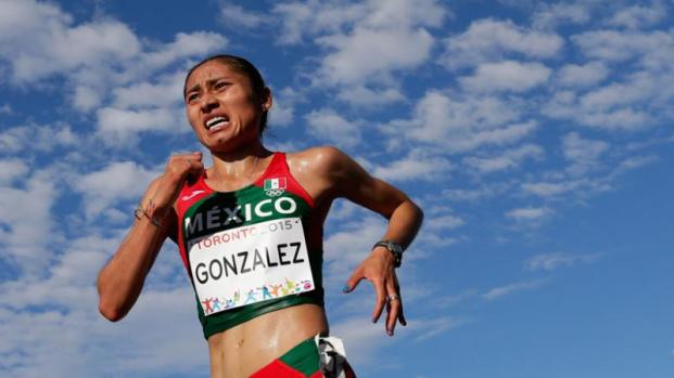 Lupita González conquistó Londres