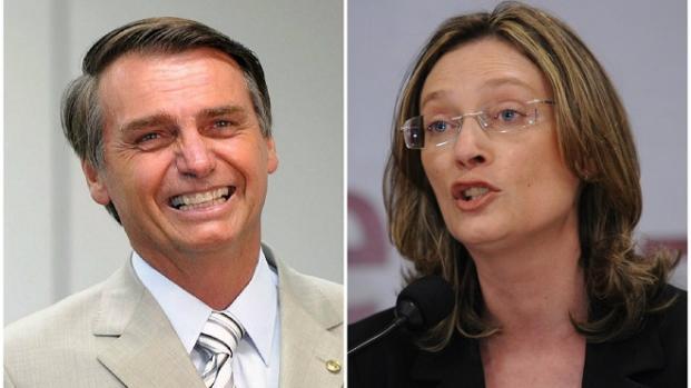 Maria do Rosário irá depor contra Bolsonaro no STF.