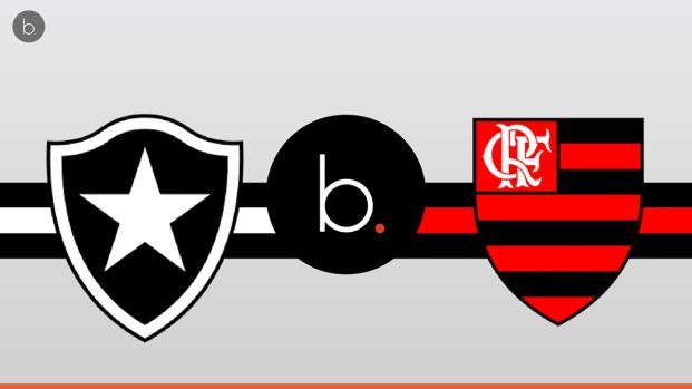 Assista: Globo exibe clássico Botafogo e Flamengo na semifinal da Copa do Brasil