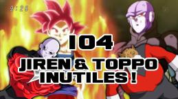 Dragon Ball Super 104 : Le retour du SSGod... quelle explication ?