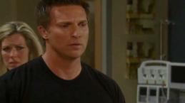 Steve Burton has officially landed on 'GH' set, When is his first air date?
