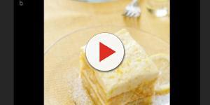 VIDEO: Dolci, il tiramisù al limone: perfetto in ogni occasione
