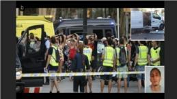 VIDEO: Barcellona i terroristi si sono trincerati in un bar armati e con ostaggi