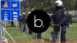 L'Austria fa sul serio: esercito schierato al Brennero
