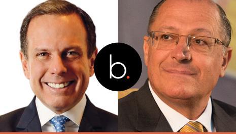 Assista: Clima quente: Alckmin e Doria prestes a declararem guerra