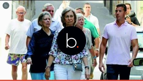 Vídeo: Doña Sofía toma una  decisión que hace saltar las alarmas en Zarzuela