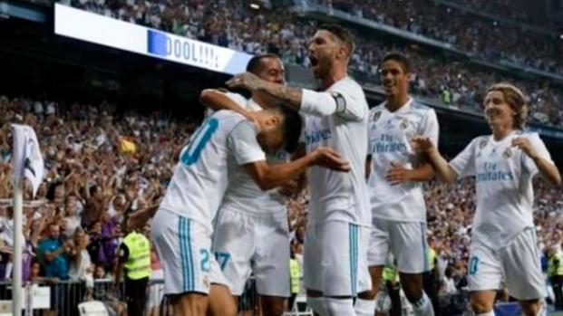 El Real Madrid da baile merengue a un lastimoso Barça, en vuelta de Supercopa