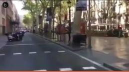 Barcelona llora a las víctimas del atentado
