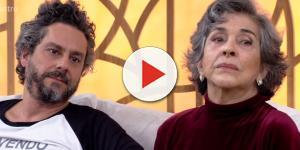 Betty Faria e Alexandre Nero tem discussão na TV por assunto polêmico